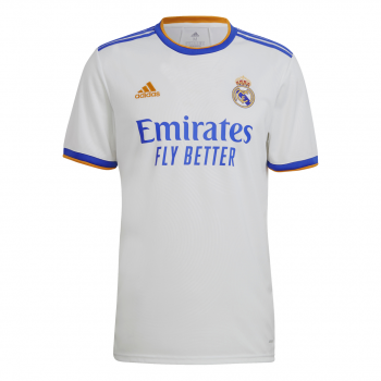 adidas REAL H JSY, muški dres za fudbal, bela