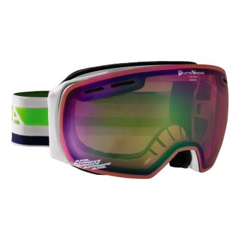 Alpina GRANBY QVM, skijaške naočare, bela