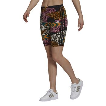 adidas W FARMAOP BKSHO, ženski šorc uski, multikolor