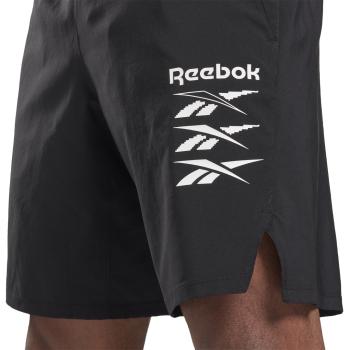 Reebok TS EPIC LIGHTWEIGHT SHORT, muški šorc za fitnes, crna
