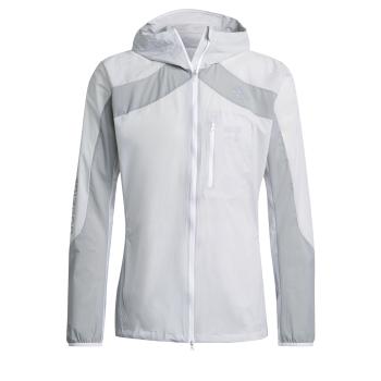 adidas MARATHON JKT, muška jakna za trčanje, bela