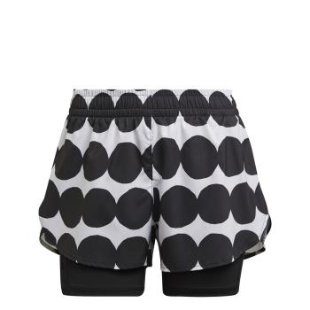 adidas MARIMEKKO 2IN1, ženski šorc za trčanje, crna