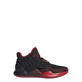 adidas DEEP THREAT PRIMEBLUE J, dečije patike za košarku, crna