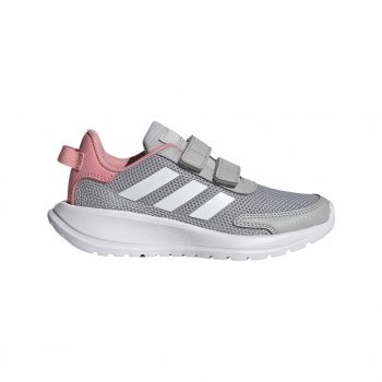 adidas TENSAUR RUN C, dečije patike za trčanje, siva