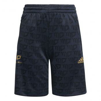 adidas B SALAH SHORT, dečji šorc  za fitnes, plava
