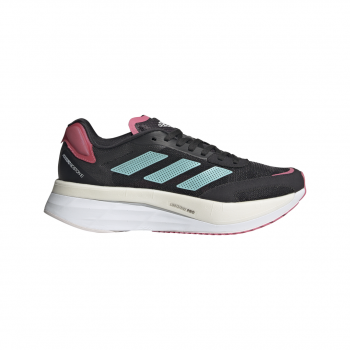 adidas ADIZERO BOSTON 10 W, ženske patike za trčanje, crna