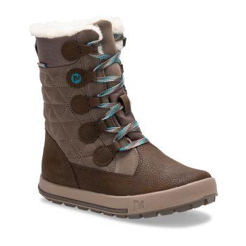Merrell HEIDI WTRPF, dečije cipele, braon