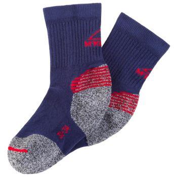 McKinley HIKORY II KIDS, dečje čarape za planinarenje, plava