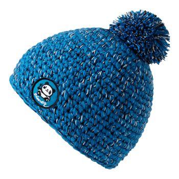 Ziener IL ZOO MINI, dečja kapa za skijanje, plava