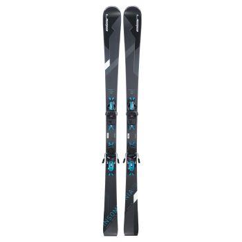 Elan INSOMNIA LITE TI LS + ELW 9.0 GW SHIFT, set skija ženski, crna