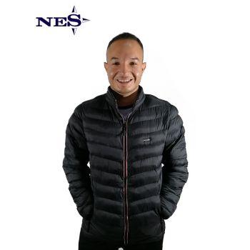 NES ROBIN, muška jakna, crna