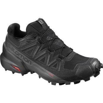 Salomon SPEEDCROSS 5 GTX W, ženske patike za trail trčanje, crna