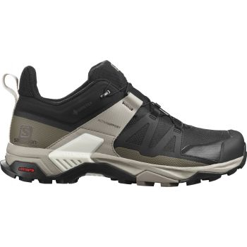 Salomon X ULTRA 4 GTX, muške cipele za planinarenje, crna