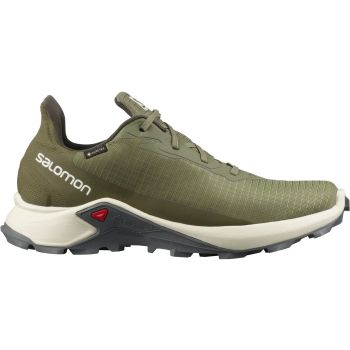 Salomon ALPHACROSS 3 GTX, muške patike za trail trčanje, zelena