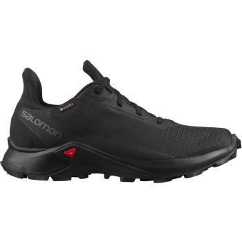 Salomon ALPHACROSS 3 GTX W, ženske patike za trail trčanje, crna