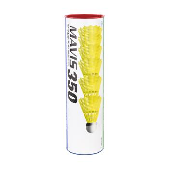 Yonex MAVIS 350 FAST 6/1, loptica za badminton najlon, žuta