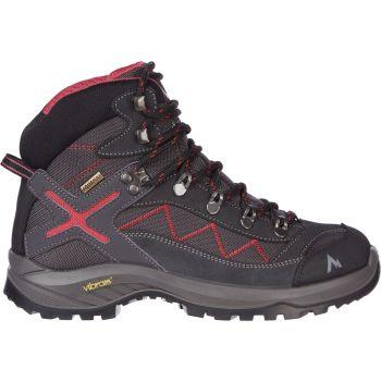 McKinley MAGMA MID II AQX W, ženske planinarske cipele, siva