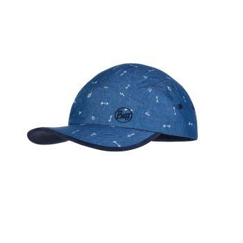 Buff 5 PANELS CAP ARROWS, dečji kačket, plava