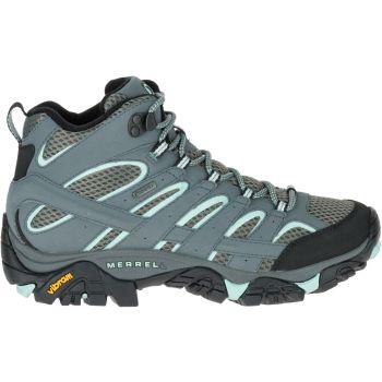 Merrell MOAB 2 MID GTX, ženske planinarske cipele, siva
