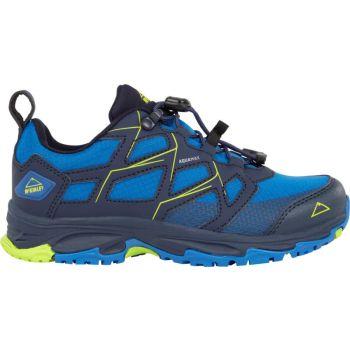 McKinley MONTANA AQX JR, dečije cipele za planinarenje, plava