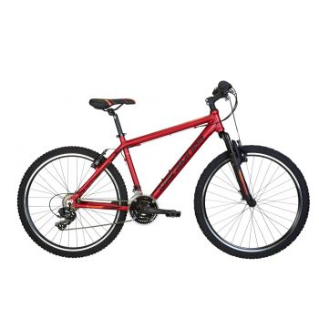 Nakamura FUSION 1.0, mtb bicikl, crvena