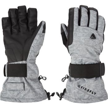 Firefly NEW VOLKER UX, rukavice za snowboard, siva