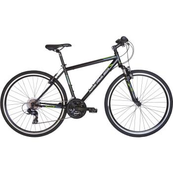 Nakamura PLATINUM 1.0, treking bicikl, crna