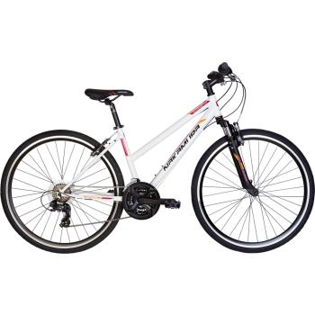 Nakamura PLATINUM 1.0 W, ženski treking bicikl, bela