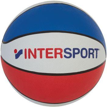 Intersport PROMO INTERSPORT, lopta za košarku, bela