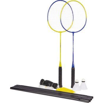 Pro Touch SPEED 100 - 2 PLY NET SET, badminton set, žuta
