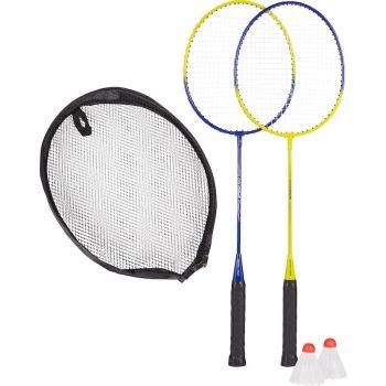 Pro Touch SPEED 100 - 2 PLY SET, badminton set, žuta