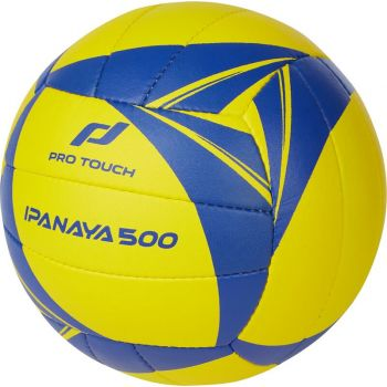 Pro Touch IPANAYA 500, mivka lopta za odbojku, žuta