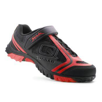Spiuk QUASAR, muške cipele za biciklizam, crna