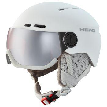 Head QUEEN, ženska skijaška kaciga, bela