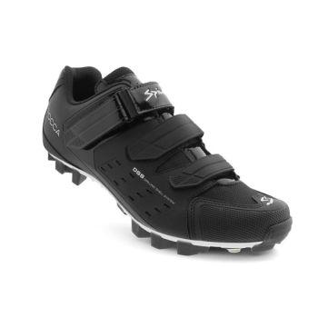Spiuk ROCCA, muške cipele za biciklizam, crna