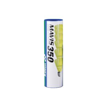 Yonex MAVIS 350 MIDDLE 6/1, loptica za badminton najlon, žuta