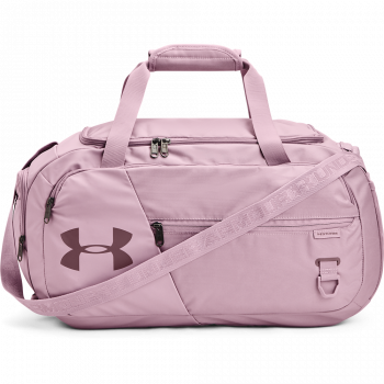 Under Armour UNDENIABLE 4.0 DUFFLE SM, torba, pink