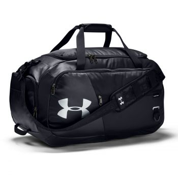 Under Armour UNDENIABLE 4.0 DUFFLE MD, torba, crna