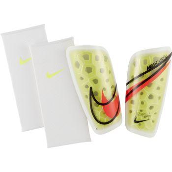 Nike MERC LT GRD, štitnik podkolenica za fudbal, bela