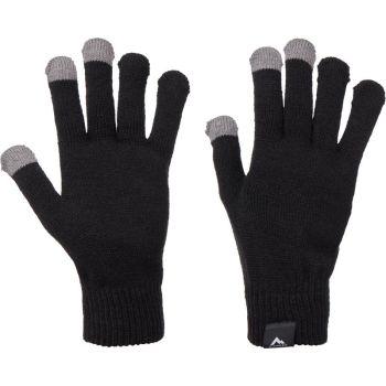 McKinley STEFANE UX II, rukavice, crna