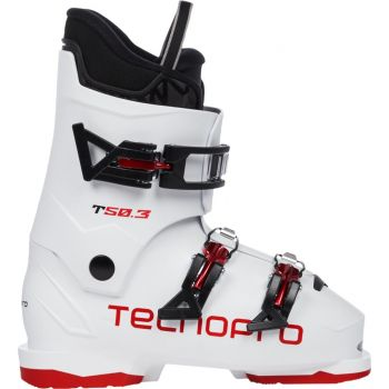 Tecnopro T50-3, dečije pancerice, bela
