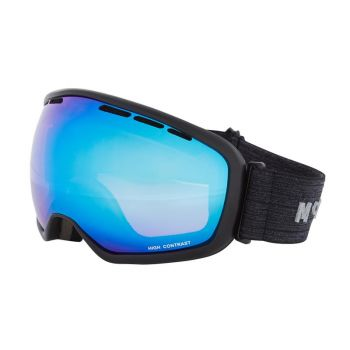 McKinley TEN-NINE HIGH-CONTRAST REVO, skijaške naočare, crna