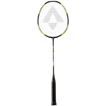 Tecnopro TRI-TEC 300, reket za badminton, crna