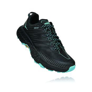 Hoka One One SPEEDGOAT 4 GTX W, ženske patike za trail trčanje, crna