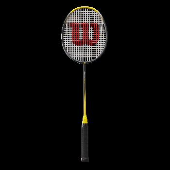 Wilson RECON 240, reket za badminton, žuta