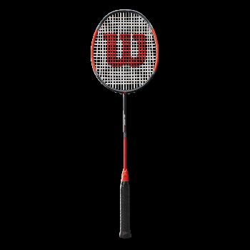 Wilson BLAZE 255, reket za badminton, crvena