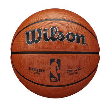 Wilson NBA AUTHENTIC SERIES OUTDOOR 7, lopta za košarku, braon