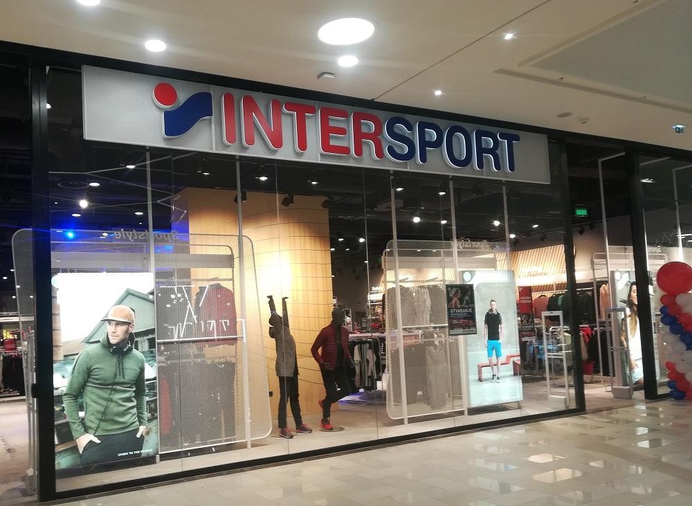 INTERSPORT Novi Sad Promenada