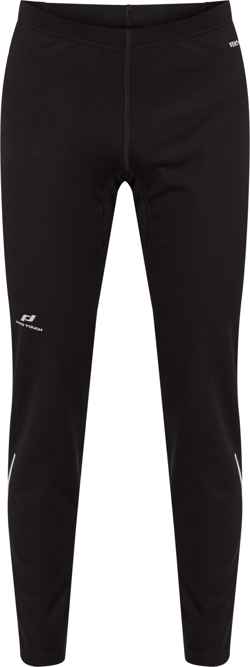 Pro Touch SILO II UX, muške helanke za trčanje, crna