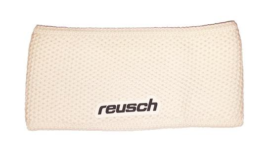 Reusch GOLTE, kapa za skijanje, bela